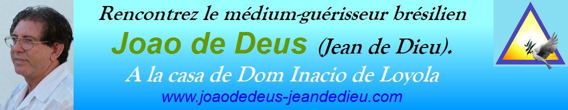 Jean-Michel Robreau - voyages au Brésil à la rencontre de Joao de Deus